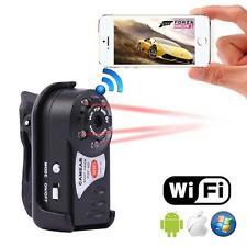 caméra sans fil Wifi P2P Mini Cam Spy IP de surveillance pour iPhone Android #E
