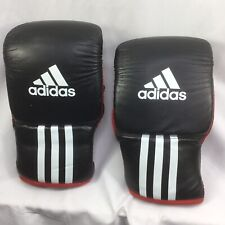 Adidas Performance Response Boxing Bag Gloves S/M Black Red Pu3G Innovation