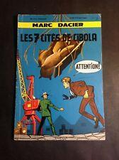 Paape Charlier - Marc Dacier - Les 7 Cités de Cibola - EO - 1963 - BD2