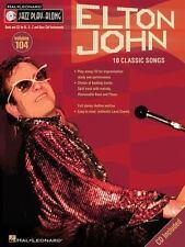 Elton John: Jazz Play-Along Volume 104