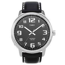 Timex T28071 para hombre Negro Reloj Lector Fácil RRP £ 49.99