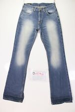 Lee Denver Bootcut flare (Cod. D1596) jeans USATO Tg.44 W30 L36 Vintage