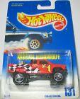 Hot Wheels - Nissan Hardbody (1997)