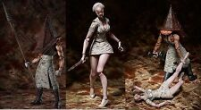 FREEing figma Silent Hill 2 Bubble Head Nurse & Red Pyramid Thing Set