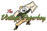 The Vintage Paperboy