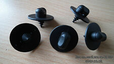 5x GENUINE SKODA Octavia Fabia Felicia Superb FLOOR MAT SCREW CLIPS 3D086485101C