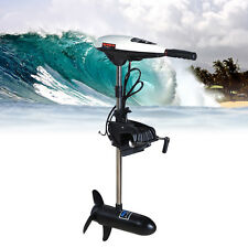 45LBS Thrust Electric Trolling Motor for Fishing Boat Engine Dinghy Kayak Boat