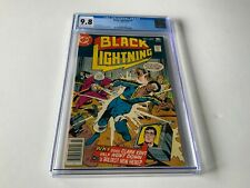BLACK LIGHTNING 3 CGC 9.8 CLARK KENT DC COMICS 1977