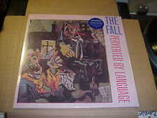 LP:  THE FALL - Perverted By Language    NEW SEALED REISSUE