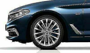 BMW 5 Series G30 G31 RDC Wheel & Tyre Set Winter W-Spoke 632 18″ 36110048018
