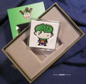 2020 $2 Niue DC Comics The Joker Chibi 1oz Silver Coin