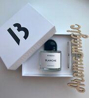 Byredo Blanche Eau de Parfum 100 ml 3.4 fl.oz. New Sealed Box