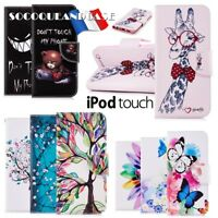 Etui Coque housse XXL COLORS  PU Leather Wallet Case iPod touch 2019, Touch 6/5