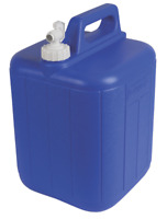 Water Container 5 Gallon Water Carrier Camping Accessories Emergency Outdoor