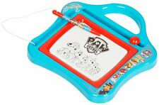 NEW PAW PATROL MINI MAGNETIC SCRIBBLER - KIDS BOYS DRAWING GAME TOY GIFT PRESENT