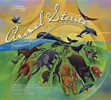 NATIONAL Geographic raccolta di storie di animali (National Geographic Kids), Nat