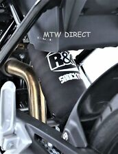 Kawasaki Zx6 R 2010 R&G Racing Shocktube SHOCK1BK Black