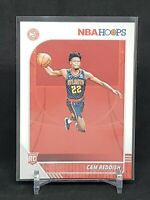 2019-20 Panini NBA Hoops Cam Reddish RC, Rookie Card, Atlanta Hawks