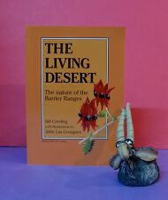 S Cowling: The Living Desert/The Nature of The Barrier Ranges/NSW/nature/ecology