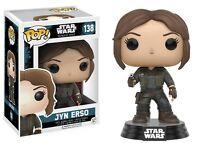 Star Wars Rogue One Jyn Erso #138 Funko Pop Vinyl Figure