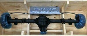 - VW Crafter Hinterachse 46:11 - 4.182 A9063501101,A9063506700 überholt -