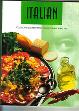 Italian Cooking by R&R Publications Test Kitchens, (Paperback, 1999)