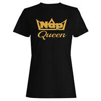 Nap queen Ladies T-shirt/Tank Top gg806f