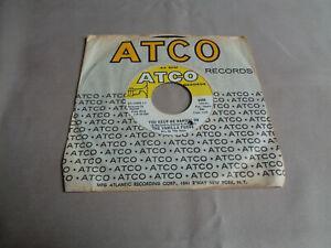 "The Vanilla Fudge - You Keep Me Hangin' On - ATCO 7"" Vinyl 45 - 1968 - VG+"