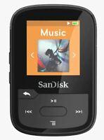 16GB SanDisk SANSA CLIP SPORT PLUS MP3 Player RADIO BLUETOOTH WATER RESISTANT