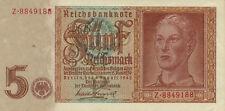Germany / Deutschland P-186 / Ro.179 5 reichsmark 1942 AU