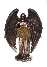 Metatron Judaism Angel Statue Figurine Enoch Divine Presence in Faux Broze