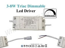 3W -7W   Dimmable Led Driver  dimmable LED Light Lamp Driver Power supplier