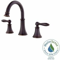 Pfister LF-049-COYY Courant 8 in. Widespread 2-Handle Bathroom Faucet in Tuscan