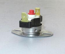 Enviro EF-016 High Temp Limit Sensor Switch Omega P3 P4 Milan Mini pellet stove
