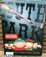 South Park: The Complete Twenty-First Season New Dvd! Ships Fast!
