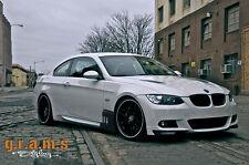 BMW 3 serie E92 E93 Aero Lado Desviadores para rendimiento RACING Lado Falda v6