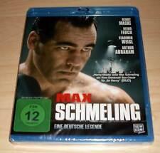 BLU RAY-Max Schmeling-Uwe Boll-Henry maschera-Heino Ferch (BlueRay) NUOVO OVP