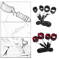 BONDAGE BED FOOT SHACKLE HANDCUFFS ADULT GAMES TOOL ROLE PLAY TOY ENTICING