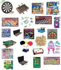 INDOOR GAMES FUN KIDS FAMILY GAMES SPORTS MINI POOL BOARD GAMES KIDS ETC NEW