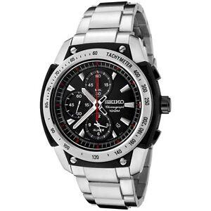 Seiko SNAD47 SNAD47P1 Mens Alarm Chronograph Watch WR100m NEW RRP $795.00
