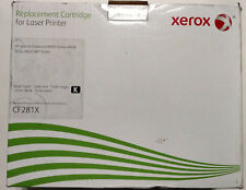 Genuine High Yield Xerox 006R03337 Black Toner Cartridge for HP630 CF281X-Opened