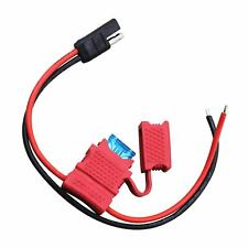 Power Cable Cord Fuse for Motorola Mobile Car Radio Cdm1250 Gm360 Cm140 Cdm1250