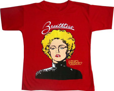 MADONNA as BREATHLESS _DICK TRACY T-SHIRT Dick Tracy 1990 Size S to 234XL AV226