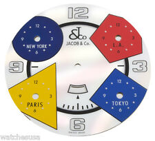 JACOB & CO MOP DIAL FOR 47mm JC WATCHES