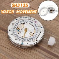 SH3135 Watch Movement Engraved 1: 1 Swiss Watchmaker China Make Automatic Part