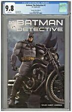 Batman The Detective #1 CGC 9.8 Scorpion Comics Edition A Rafael Grassetti 2800