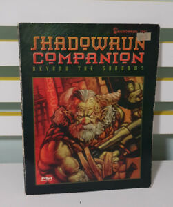 Shadowrun Companion Beyond the Shadows #7905 FASA 1996 RPG Book ROLE PLAYING 90S