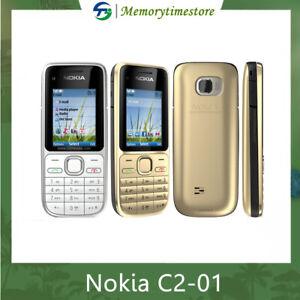Nokia C2-01 Original Nokia C2-01 Unlocked 3.2MP Phone in Stock