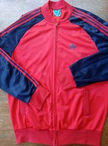Adidas Vintage Jacket Made In France 70's ,création  Ventex ATP,  M/L