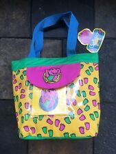 New ListingNew Vintage 1992 Barney Tote by The Lyons Group